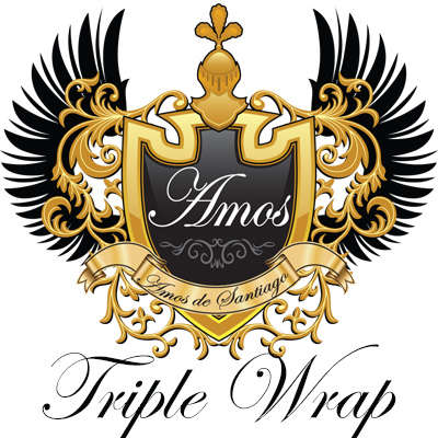 Amos de Santiago Triple Wrap Cigars Online for Sale