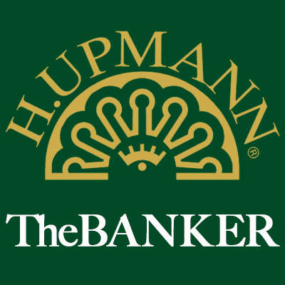 H.Upmann Banker Currency Logo