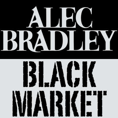 Alec Bradley Black Market Churchill Logo