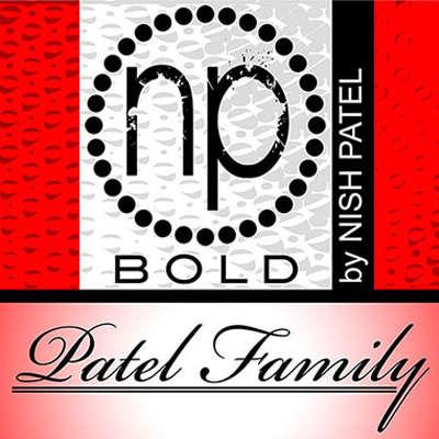 Bold By Nish Patel Robusto 5pk Logo
