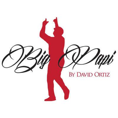 Big Papi By David Ortiz Toro Logo