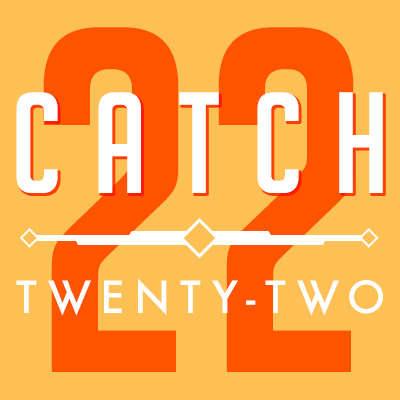 Rocky Patel Catch 22 Double Corona Logo