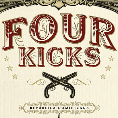 Four Kicks by Crowned Heads