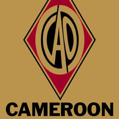 CAO Cameroon Churchill Logo