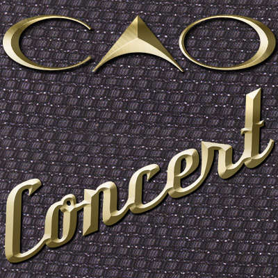 CAO Concert Stage 5 Pack Logo