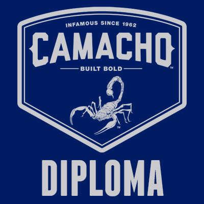 Camacho Diploma Churchill 5 Pack - CI-CAD-CHUN5PK - 400