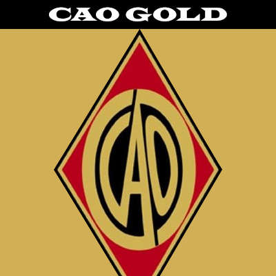 CAO Gold Double Corona Logo
