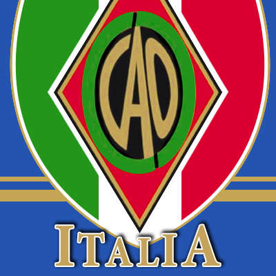 CAO Italia Piazza Logo