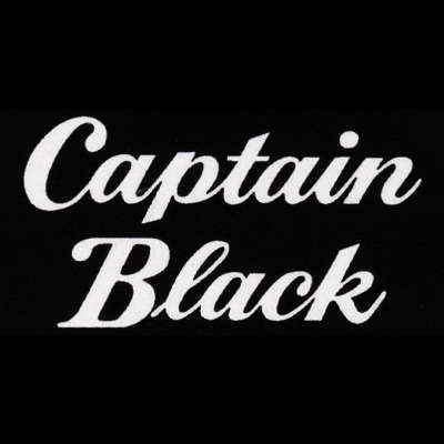 Captain Black Red Sky Logo