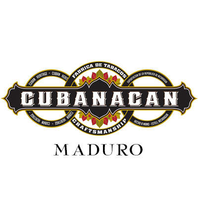 Cubanacan Maduro Chatos - CI-CBD-CORM - 400