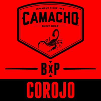 Camacho BXP Corojo Toro Logo