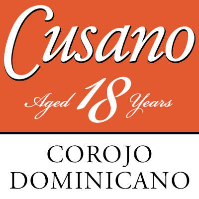 Cusano Corojo Dominicano Churchill 5 Pack Logo