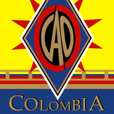 CAO Colombia CAO Columbia Coffee Mug - CM-CCL-MUG - 400