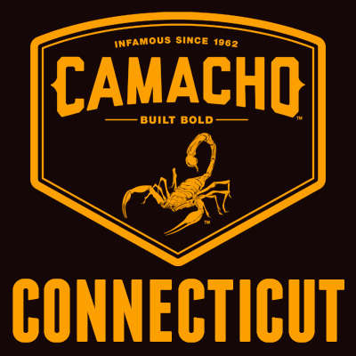 Camacho Connecticut Churchill Logo
