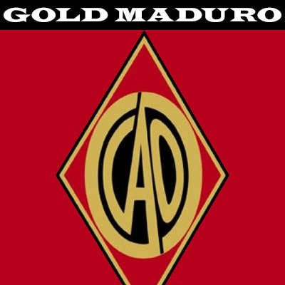 CAO Gold Maduro Churchill Logo