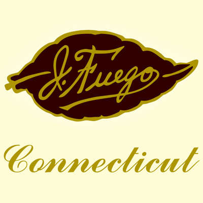 Connecticut By J. Fuego Cubano Logo
