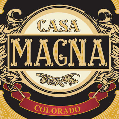 Casa Magna Colorado Box Pressed Toro Logo
