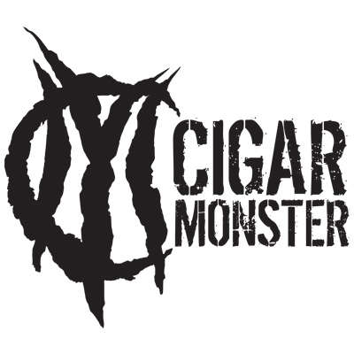Cigar Monster T-Shirt LG Logo