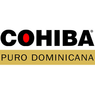 Cohiba Puro Dominicana Churchill 5 Pack Logo