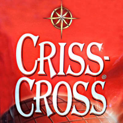Criss Cross Heavy Weights Vanilla 10/20 Logo