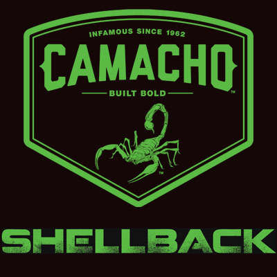 Camacho Shellback Limited Edition 2015 Toro Logo