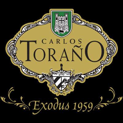 Carlos Torano Exodus 1959 Perfecto 5 Pack Logo