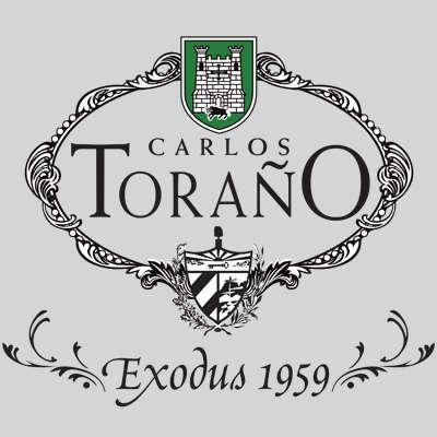 Carlos Torano Exodus Silver Robusto 4 Pk Logo