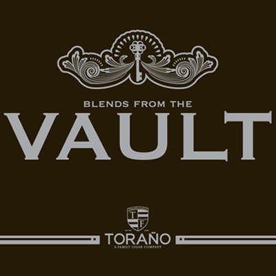 Torano Vault Blend A-008 Corona Gorda 5 Pack