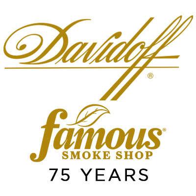 Davidoff Famous 75th Anniversary