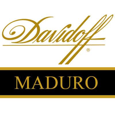 Davidoff Maduro Robusto 5 Pk Logo