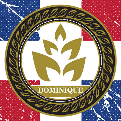 Dominique Connecticut Churchill Logo