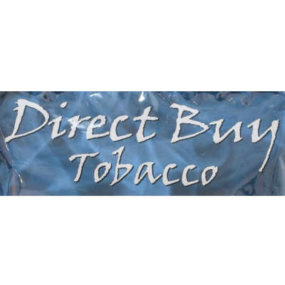 Direct Buy Tobacco Blue 16oz. Logo