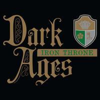 Dark Age Iron Throne