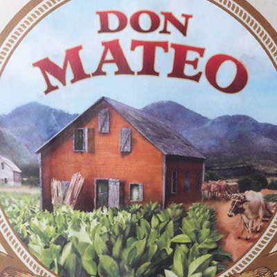 Don Mateo No. 10 - CI-DMB-10N20Z - 75