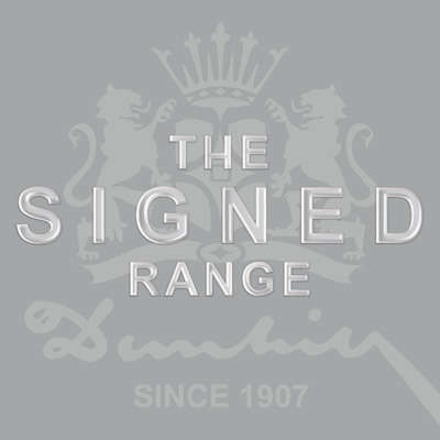 Dunhill Signed Range