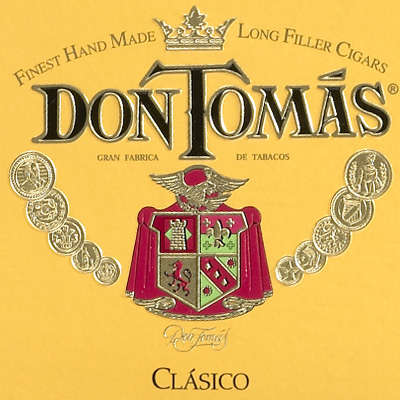 Don Tomas Logo Lighter Logo