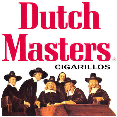 Dutch Masters Cigarillos Green 20/3 Logo