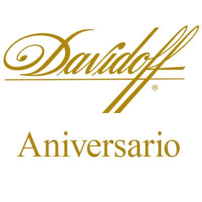 Davidoff Aniversario No. 3 Tubos 3 Pack Logo