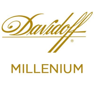 Davidoff Millennium Short Robusto Logo