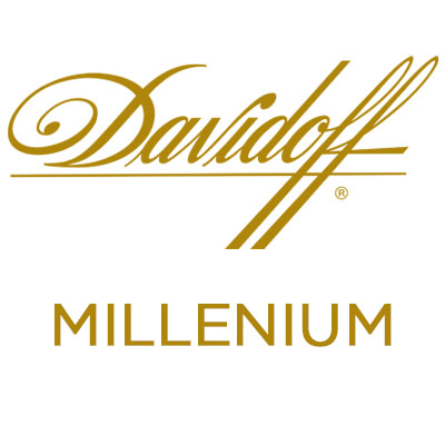 Davidoff Millennium Piramides Logo