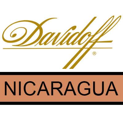 Davidoff Nicaragua Robusto Tubo 4 Pack Logo