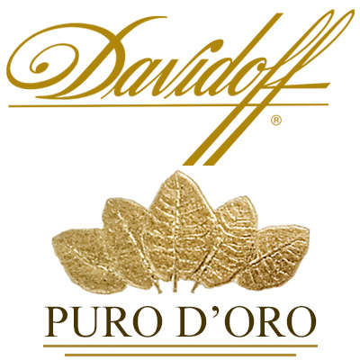 Davidoff Puro D'Oro Collection Logo