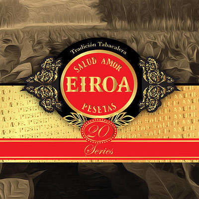 Eiroa The First 20 Years Robusto Logo