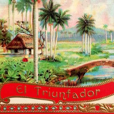 El Triunfador No. 7 5 Pack Logo