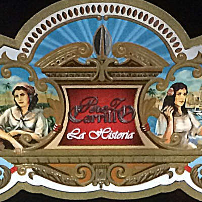 EP Carrillo La Historia