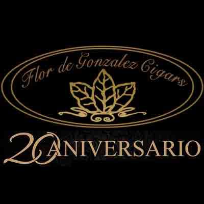 Flor de Gonzalez 20th Anniversary