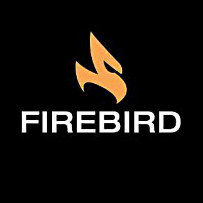 Firebird Wildcat 1 Blue Logo