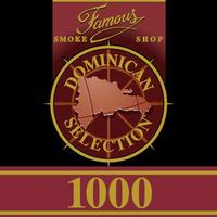 Famous Dominican Selection 1000