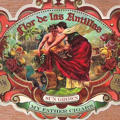 Flor De Las Antillas Toro Gordo Logo
