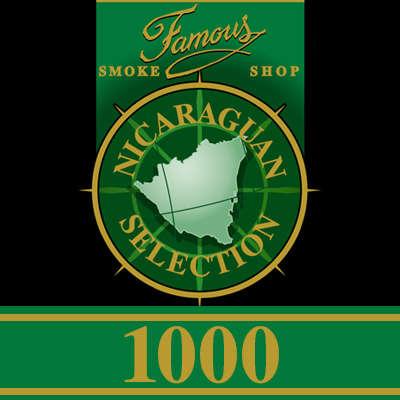 Famous Nicaraguan Selection 1000 Robusto - CI-FN1-ROBMZ - 75